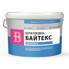 Шпатлевка акриловая Bayramix Байтекс универсальная 20 кг