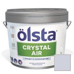 Краска интерьерная Olsta Crystal Air 129A Nordstrand 0,9 л