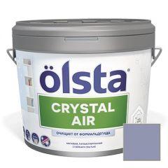 Краска интерьерная Olsta Crystal Air 131A Juniper Berries 0,9 л
