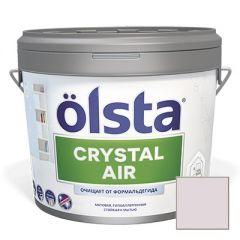 Краска интерьерная Olsta Crystal Air 136A Nuance 0,9 л