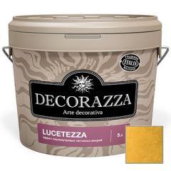 Декоративное покрытие Decorazza Lucetezza Oro (LC 800) 5 л