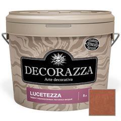 Декоративное покрытие Decorazza Lucetezza Oro (LC 18-27) 5 л