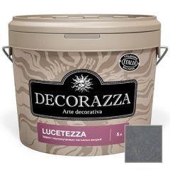 Декоративное покрытие Decorazza Lucetezza Oro (LC 18-28) 5 л
