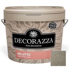 Декоративное покрытие Decorazza Velluto Argento (VT 10-34) 1 кг