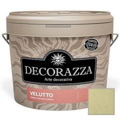 Декоративное покрытие Decorazza Velluto Argento (VT 10-36) 1 кг