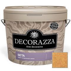 Декоративное покрытие Decorazza Seta Oro (ST 800) 1 кг