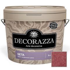 Декоративное покрытие Decorazza Seta Oro (ST 18-31) 5 кг