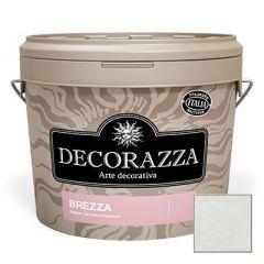 Декоративное покрытие Decorazza Brezza Argento (BR 10-46) 1 л