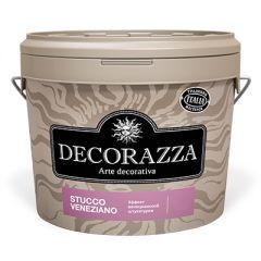 Декоративное покрытие Decorazza Stucco Veneziano 15 кг