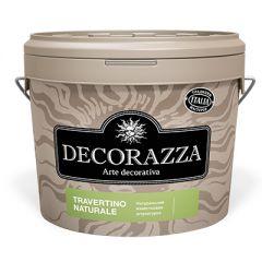 Декоративное покрытие Decorazza Travertino naturale 15 кг