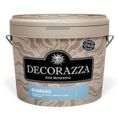 Декоративное покрытие Decorazza Romano 14 кг