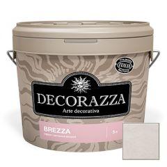 Декоративное покрытие Decorazza Brezza Argento (BR 10-43) 5 л