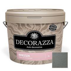 Декоративное покрытие Decorazza Brezza Argento (BR 10-44) 5 л