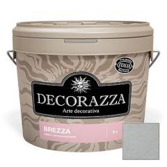 Декоративное покрытие Decorazza Brezza Argento (BR 10-45) 5 л