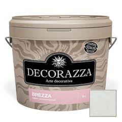 Декоративное покрытие Decorazza Brezza Argento (BR 10-46) 5 л