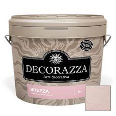 Декоративное покрытие Decorazza Brezza Argento (BR 10-47) 5 л