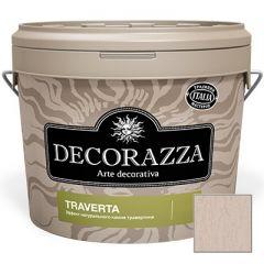 Декоративное покрытие Decorazza Traverta (TR 10-04) 15 кг