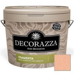 Декоративное покрытие Decorazza Traverta (TR 10-07) 15 кг