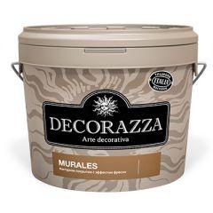 Декоративное покрытие Decorazza Murales 6 кг