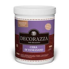 Декоративное покрытие Decorazza Cera di Veneziano 1 л