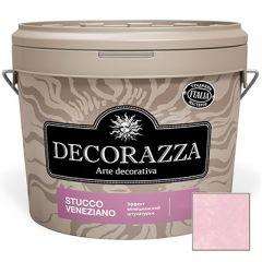 Декоративное покрытие Decorazza Stucco Veneziano (SV 10-81) 4 кг