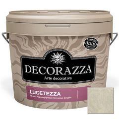Декоративное покрытие Decorazza Lucetezza Argento (LC 11-93) 1 л