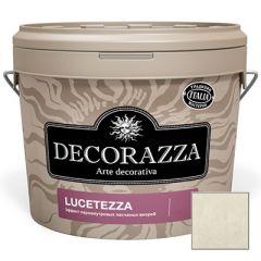 Декоративное покрытие Decorazza Lucetezza Argento (LC 11-94) 1 л
