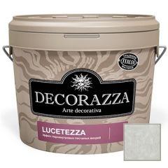 Декоративное покрытие Decorazza Lucetezza Argento (LC 11-98) 1 л