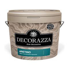Декоративное покрытие Decorazza Aretino с перламутровым эффектом 1 л