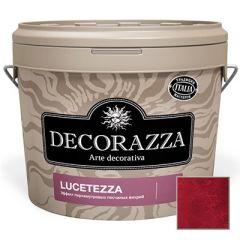 Декоративное покрытие Decorazza Lucetezza Rame (LC 16-04) 1 л