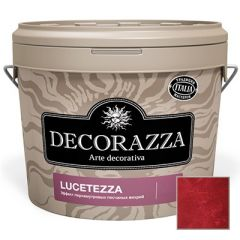 Декоративное покрытие Decorazza Lucetezza Rame (LC 16-06) 1 л