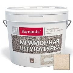 Декоративная мраморная штукатурка Bayramix Magnolia White-N 15 кг