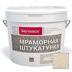 Декоративная мраморная штукатурка Bayramix Magnolia White-K 15 кг