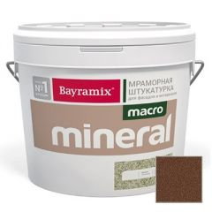 Декоративная штукатурка Bayramix Mineral Macro 1022 25 кг