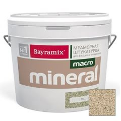 Декоративная штукатурка Bayramix Mineral Macro 1031 25 кг
