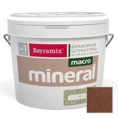 Декоративная штукатурка Bayramix Mineral Macro 1036 25 кг