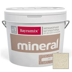 Декоративная штукатурка Bayramix Mineral Saftas 854 25 кг