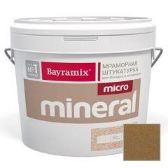Декоративная штукатурка Bayramix Mineral Micro 610 25 кг