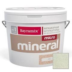 Декоративная штукатурка Bayramix Mineral Micro 615 25 кг