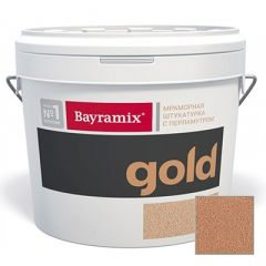 Декоративная штукатурка Bayramix Mineral Gold G082 25 кг