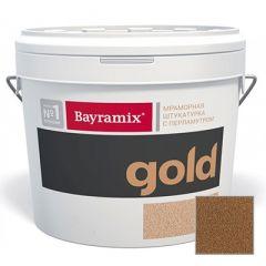 Декоративная штукатурка Bayramix Mineral Gold G099 25 кг