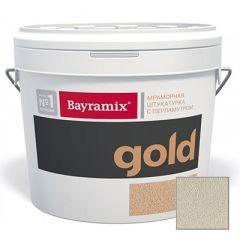 Декоративная штукатурка Bayramix Mineral Gold G102 25 кг