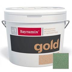 Декоративная штукатурка Bayramix Mineral Gold G128 25 кг