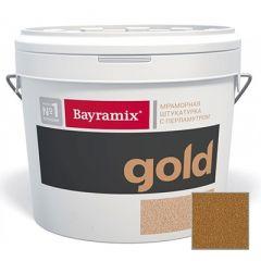 Декоративная штукатурка Bayramix Mineral Gold G136 25 кг