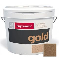 Декоративная штукатурка Bayramix Mineral Gold G144 25 кг