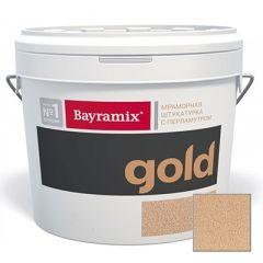 Декоративная штукатурка Bayramix Mineral Gold G580 25 кг