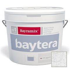 Декоративная штукатурка Bayramix Baytera T 001-K Пробка 25 кг