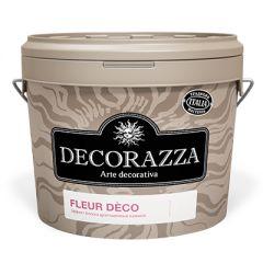 Декоративное покрытие Decorazza Fleur Deco basic incolore прозрачное 1 л